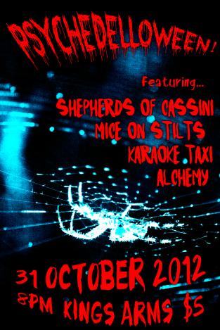 2012-10-31 Kings Arms